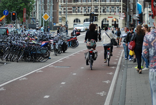 Dutch cycling