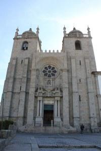 facade de la cathédrale