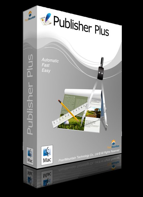 Publisher Plus for Mac