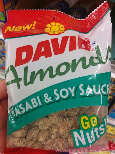 David Wasabi & Soy Sauce Almonds