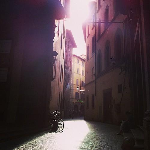 Here come the sun  #firenze
