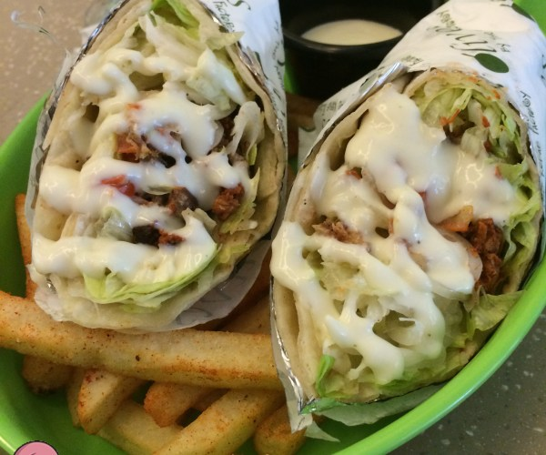 Beef and Chicken Shawarma