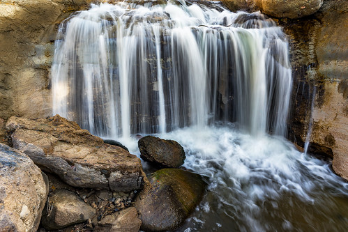 Castlewood Canyon Waterfall