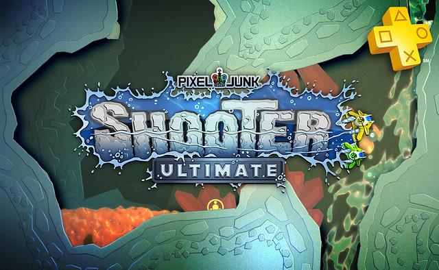 Plus - PixelJunk Shooter Ultimate