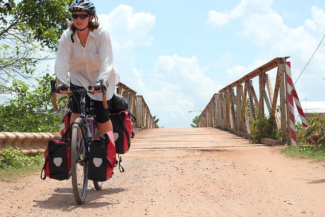 Bridge over the Mekong