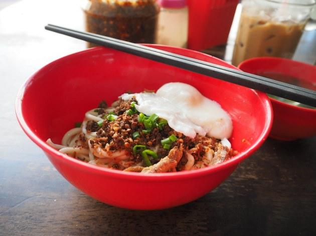 KIN KIN(建記辣椒板麺)