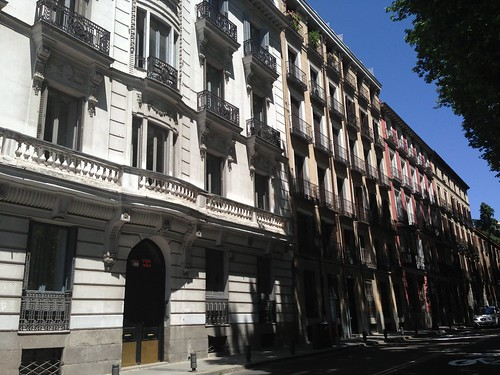 San Quintín, Austrias. Madrid