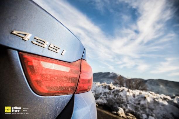 BMW 435i M pack