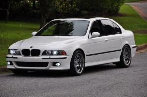 Alpine White Full Detail  Pictures Inside  BMW M5 Forum