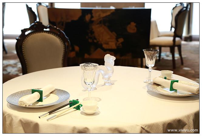 [澳門]新濠天地.譽瓏軒~米其林一星餐廳摘星之旅 @VIVIYU小世界