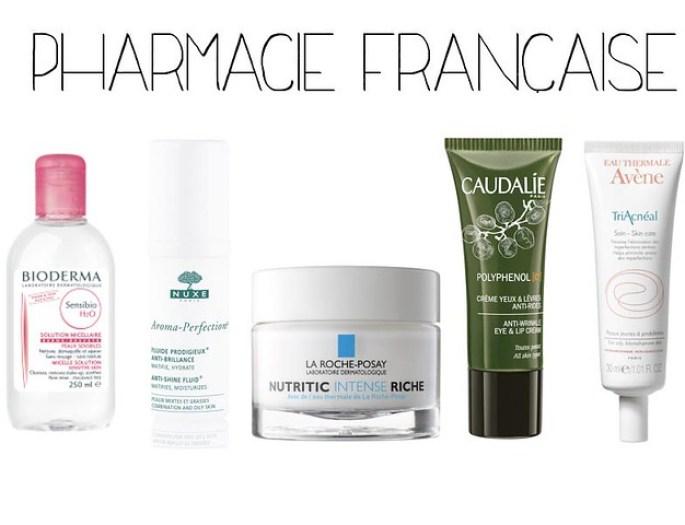 french pharmacy haul