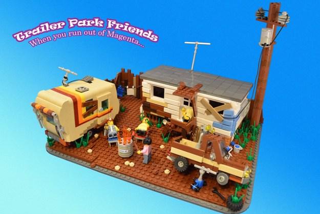 Trailer Park Friends 1