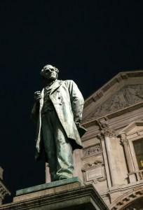 Milan - Piazza