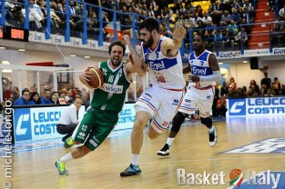 Daniele Cavaliero avellino vs Andrea Zerini Brindisi