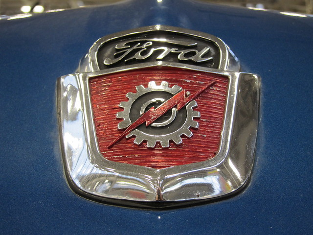 1956 Ford F100 c
