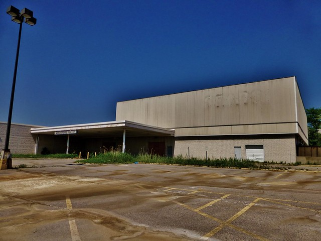 Abandoned Sears At Randall Park Flickr Photo Sharing