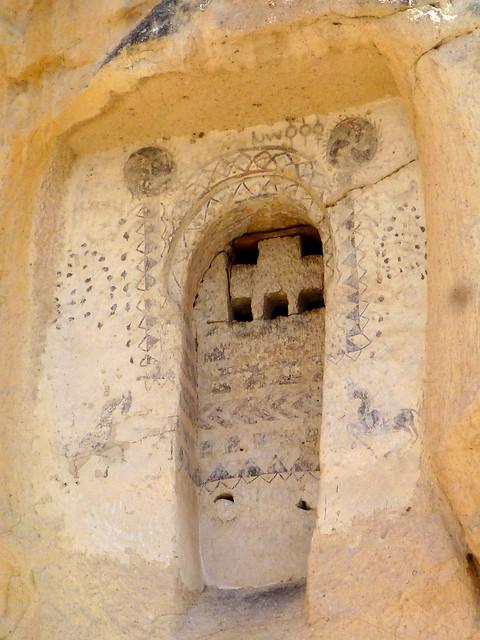 Turquie - jour 19 - De Çavusin à Mustafapasa - 034 - Çavuşin - Eglise de Nicéphore Phocas
