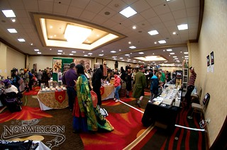 Norwescon 37 | Saturday | Wandering 27