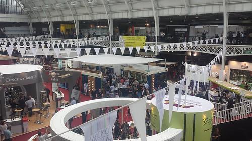 London Wine Fair 2014