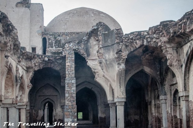Begumpur Masjid (11)