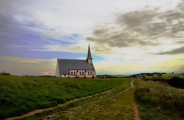 Chapelle d'Etretat