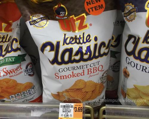 Utz Kettle BBQ Lattice