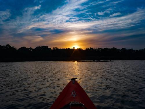 Easter Sunrise at Dyar Pasture and Lake Oconee-55