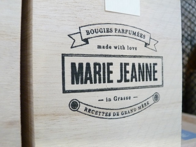 Gab & Jo candles Marie Jeanne