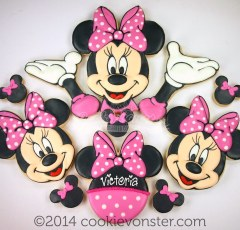 Minnie Mouse for Victoria