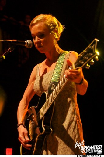Throwing Muses Tanya Donelly 9:30 Club Farrah Skeiky Brightest Young Things 07