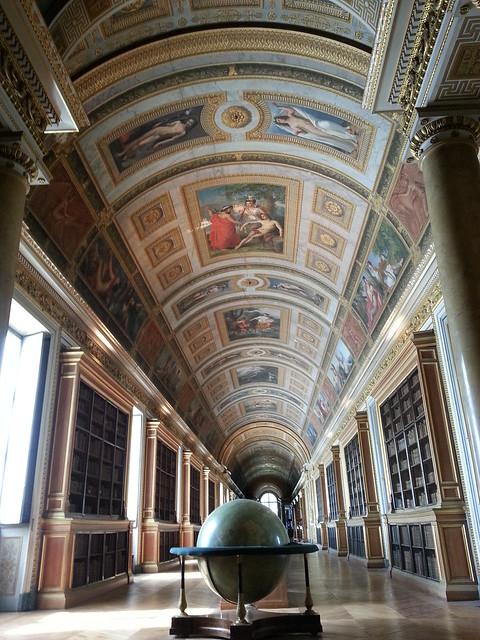 Galerie Josephine, Fontainebleau.