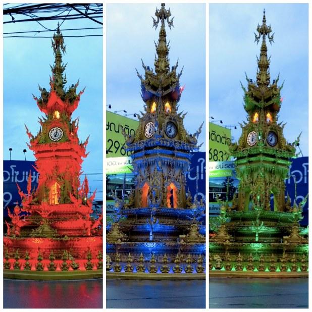 Reloj Chiang Rai