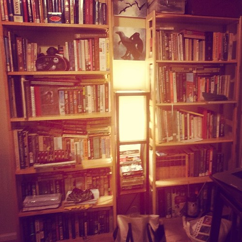 The Great Bookening '14: non-fiction and unread fiction.