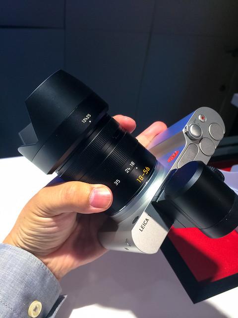 Leica T : Japan event