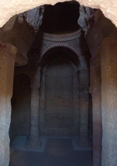 Turquie - jour 19 - De Çavusin à Mustafapasa - 159 - Mustafapaşa - Eglises de Sarıca
