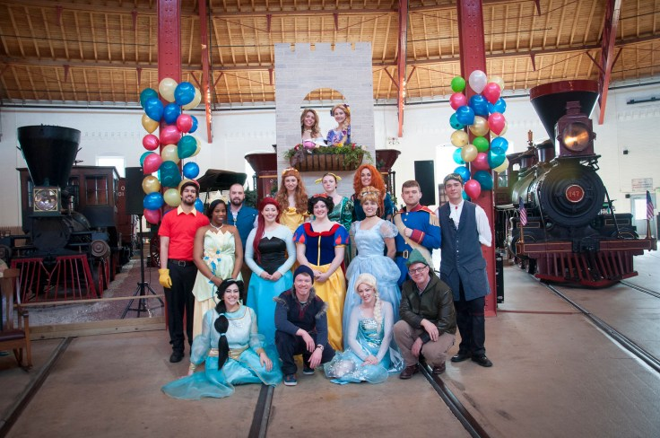 Royal Adventure Days at the B&O