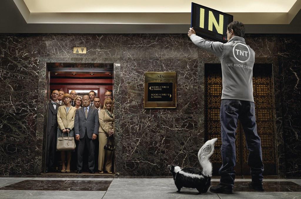 TNT - We Knw Drama Stinky Elevator
