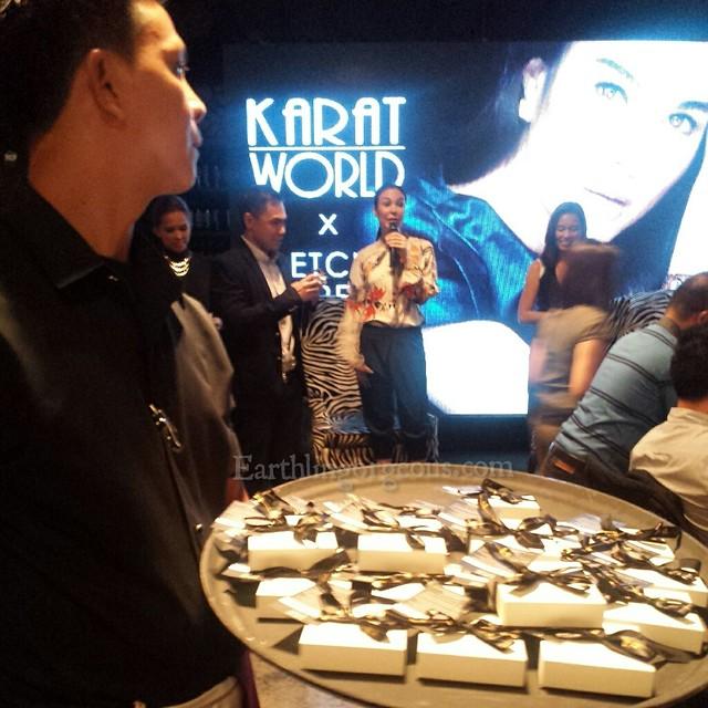 Gretchen Barretto x Karat World #Iconic Launch at CAV BGC