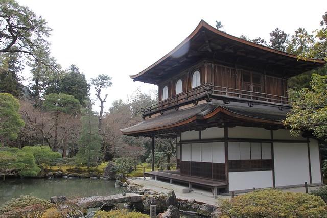 傳說中的銀閣寺