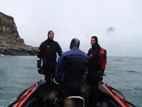Happy Divers, Ingo & Duncan