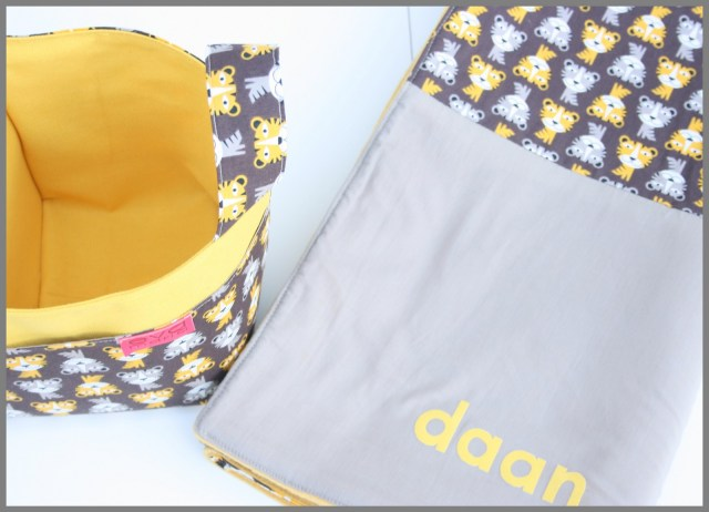 pampermand + deken
