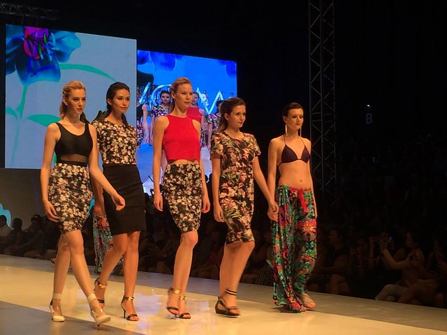 SM Woman Launch at Philippine Fashion Week Holiday 2014