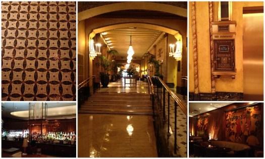 Sazerac Bar at the Roosevelt Hotel, New Orleans