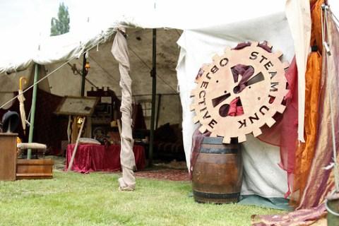 Steampunk camp