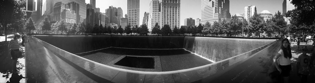 Ground Zero Memorial - New York City