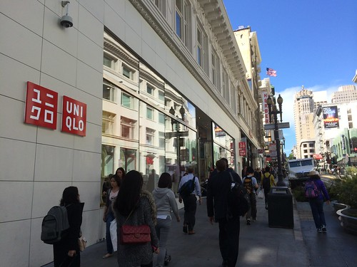 UNIQLO UNION SQUARE