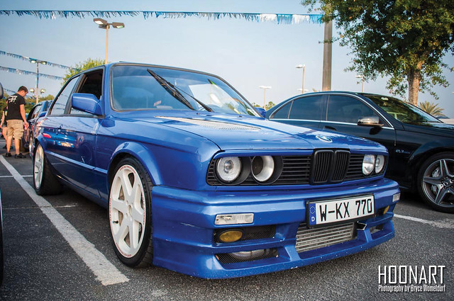 E30 BMW 3-series