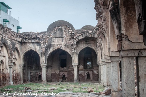 Begumpur Masjid (10)