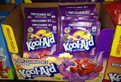 Limited Edition Purplesaurus Rex Kool-Aid Drink Mix
