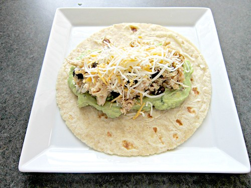 Quinoa Chicken Tacos 001